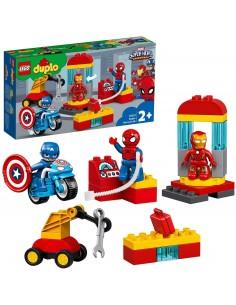Il laboratorio dei Supereroi
