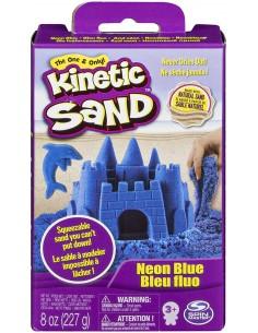KINETIC SAND COLORE BASE BLU