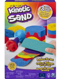 KINETIC SAND Playset Sabbie...