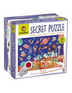 LUDATTICA SECRET PUZZLE Lo...