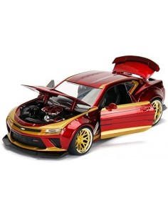 MARVEL IRONMAN CHEVY CAMARO...