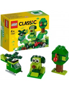 Mattoncini e case - LEGO 11007