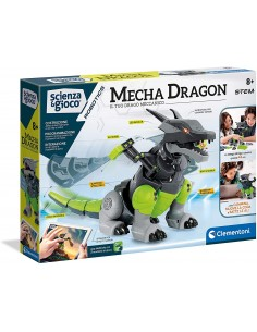 MECHA-DRAGON ROBOT