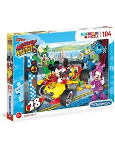 Mickey Roadster Racers...