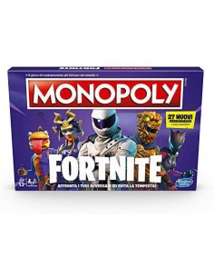 MONOPOLY FORTNITE NEW EDITION