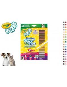 Pets- 36 pennarelli...