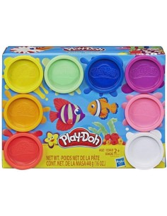 PLAY DOH 8 VASETTI Set...