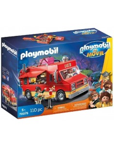 PLAYMOBIL: THE MOVIE FOOD...