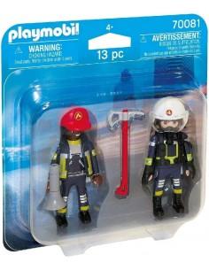Pompieri duo Pack - 70081