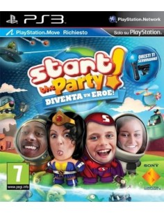 PS3 START THE PARTY-DIVENTA...